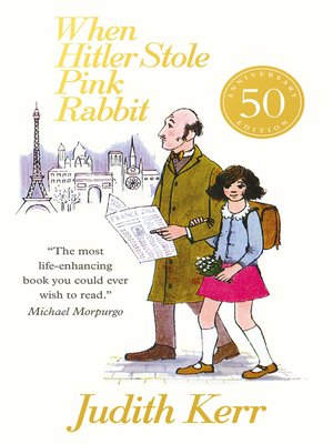 cover image of When Hitler Stole Pink Rabbit